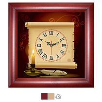 Часы квадратные 312x312 мм