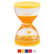 Жидкостная фигура для релаксации «Hourglass»