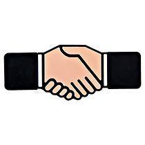 Флеш-память «Рукопожатие»