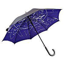 Зонт-трость «Ночное небо», полуавтомат