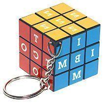 Брелок «Кубик Рубика»