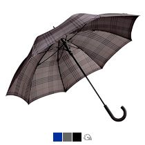 Зонт-трость Bugatti «Sport», полуавтомат,
