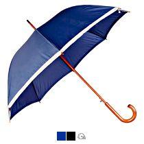 Зонт-трость «Unit Reflect», полуавтомат