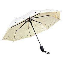 Зонт «Капли», полуавтомат, 3 сложения