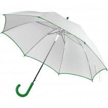 Зонт-трость «Unit White», полуавтомат
