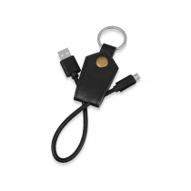 Кабель-брелок USB-MicroUSB «Pelle»