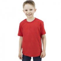 Футболка Star Kids, детская, красная