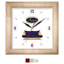 Часы квадратные 290x290 мм