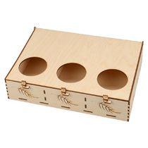 Подарочная коробка «Лист»