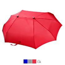 Зонт для двоих складной, механический, 3 сложения