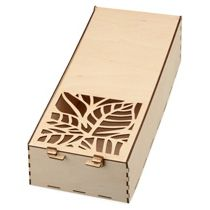 Подарочная коробка «Wood»