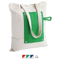 Холщовая сумка «Dropper», складная