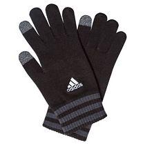 Перчатки «Tiro», черные с серым