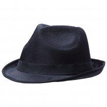 Шляпа «Gentleman» с черной лентой