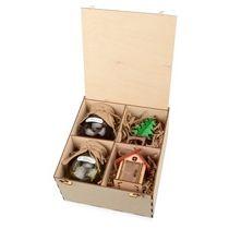 Подарочный набор «Abete» с двумя видами варенья