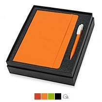 Подарочный набор «Uma Vision» с ручкой и блокнотом А5