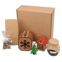 Подарочный набор «Nevicata» с вареньем и игрушками
