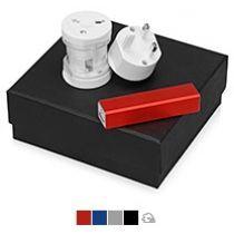 Подарочный набор «Charge» с адаптером и зарядным устройством