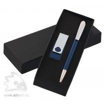 Набор ручка «Arca»  + флеш-карта «Twista» 8Гб Klio Eterna
