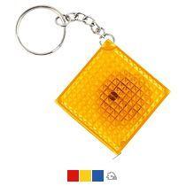 Брелок-рулетка «Фарго» из светоотражающего материала