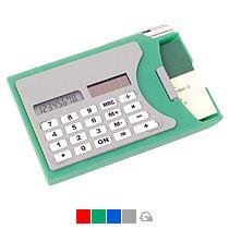 Визитница с калькулятором