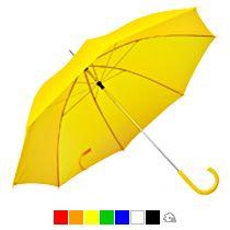 Зонт с пластиковой ручкой, механический