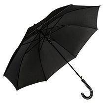 Зонт-трост «Oxford» с ручкой из искусственной кожи, полуавтомат