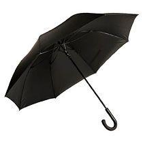 Зонт-трость «Cambridge» с ручкой soft-touch, полуавтомат