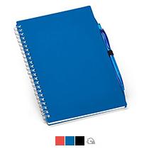 Блокнот с ручкой «Loop Up»