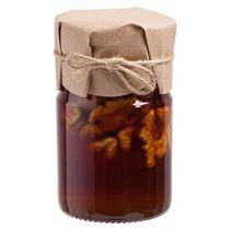 Мёд «Bee To Bear», с грецкими орехами