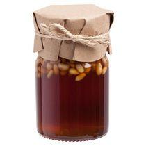 Мёд «Bee To Bear», с кедровыми орехами