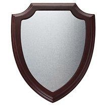 Плакетка «Honor Silver», коричневая