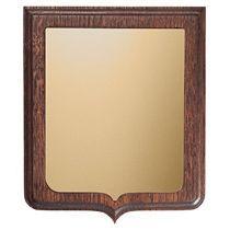 Плакетка «Riddle Gold», коричневая