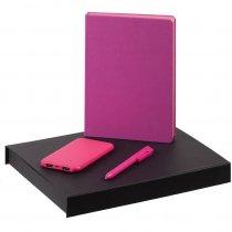 Набор Office Fuel, розовый