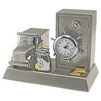 Часы «Банк»