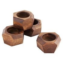 Набор подсвечников «Wood Job»