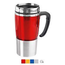 Кружка с термоизоляцией «Чаепитие»