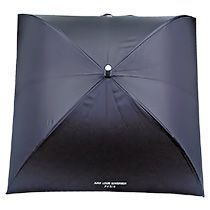 Зонт-трость Jean-Louis Scherrer «Silver Square», квадратный