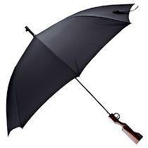 Зонт-трость «Охотник», полуавтомат