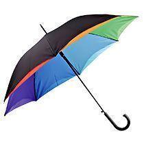 Зонт-трость «Радуга», полуавтомат