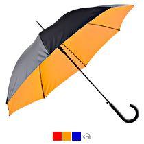 Зонт-трость двухслойный, полуавтомат