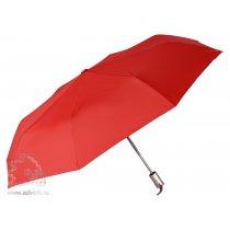 Зонт складной, автомат, 3 сложения