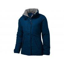 Куртка «Under Spin», женская, темно-синяя