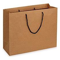 Пакет подарочный «Kraft M»