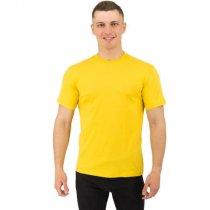 Футболка Star, мужская, желтая