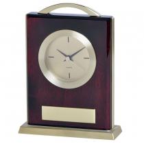 Часы настольные «Министр» с шильдом