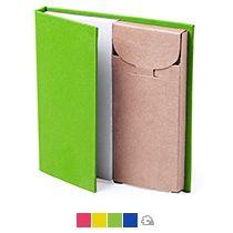 Набор «LUMAR», листы для записи и цветные карандаши