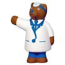 Антистрессболл «Доктор мишка»