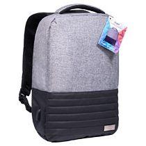 Бизнес рюкзак с USB разъемом «Leardo» Portobello