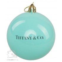 Пластиковый елочный шар корпоративного цвета (по Pantone)